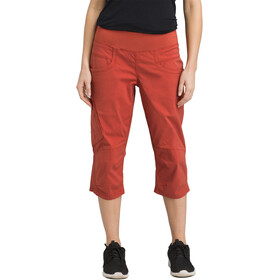 Prana Kanab - Pantalones cortos Mujer - rojo